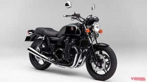 Honda CB1100 / EX / RS 2019 Model Change Information [CB1100 3L Tank Increase]