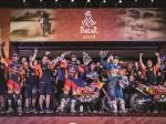 Red Bull KTM Rally Factory Racing Team p