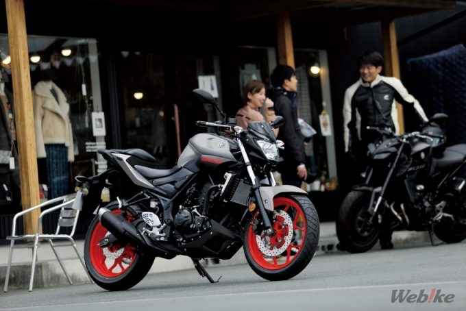 New Motorcycle Yamaha Mt 03 Mt 25 2019 Color Will Be Released