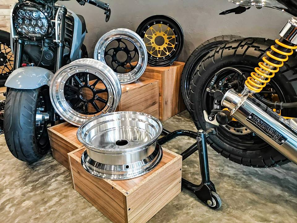 Dproject motorcycle wheels
