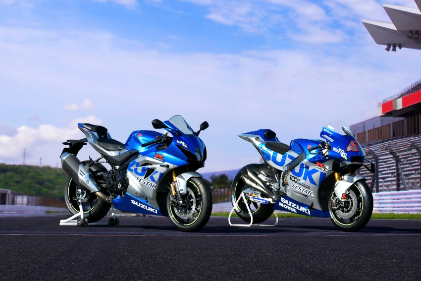 "SUZUKI 100th Anniversary Colors! ""GSX-R1000R ABS"" of GSX-RR Replica is Released!"