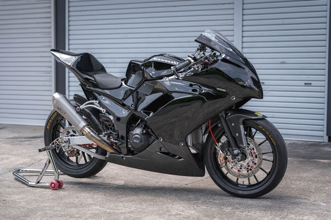 """[Ninja 250 Review] Bikes to enjoy motorcycles. """"Let's talk about my bike, Webike users!"""""""