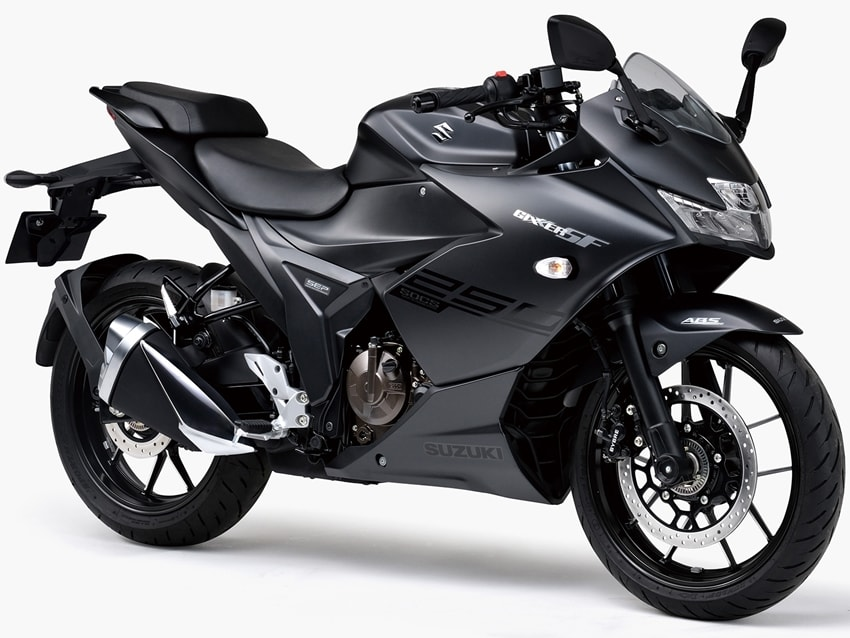 "The Revelation of the New Lightweight Single Sports ""GIXXER 250"" in this Modern Era!"