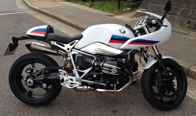 """""""My Beloved Moto"""" [R nineT RACER] Air-Cooled Heritage, Cafe Racer"""