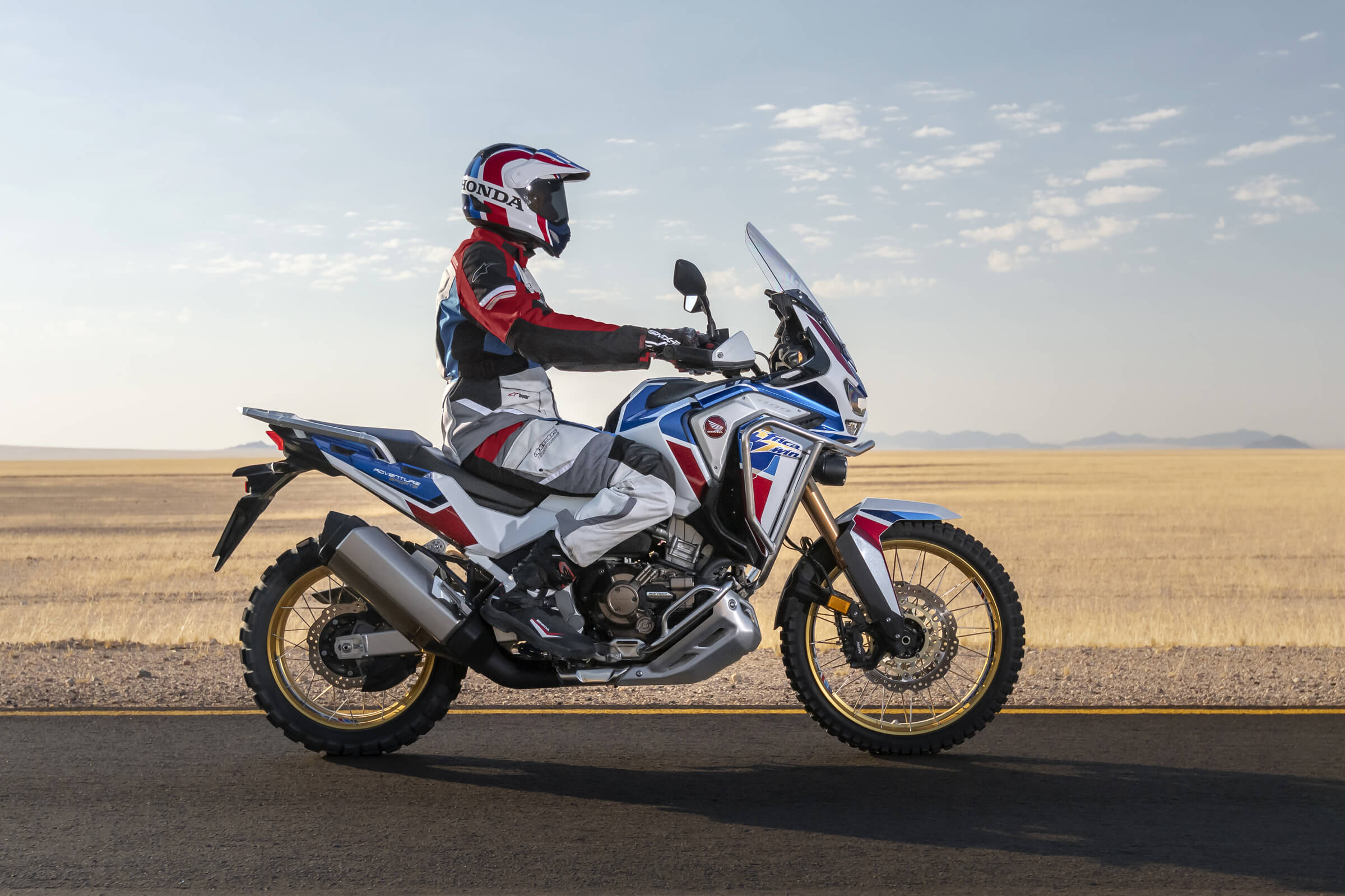 2020 Africa Twin