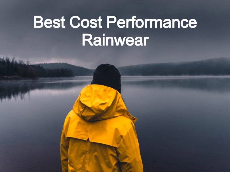 [Best Cost Performance] Top 8 Recommended Motorcycle Rainwear