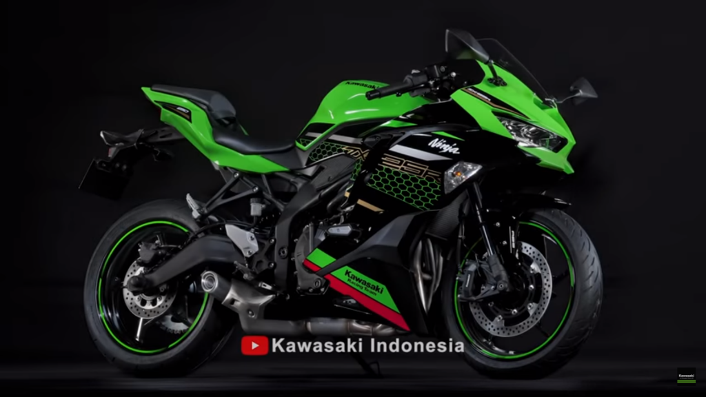KAWASAKI NINJA ZX-25R Video Special Edition No.1: Specifications Introduction
