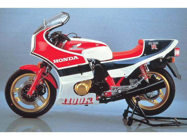 ▲ 1983 HONDA CB1100R