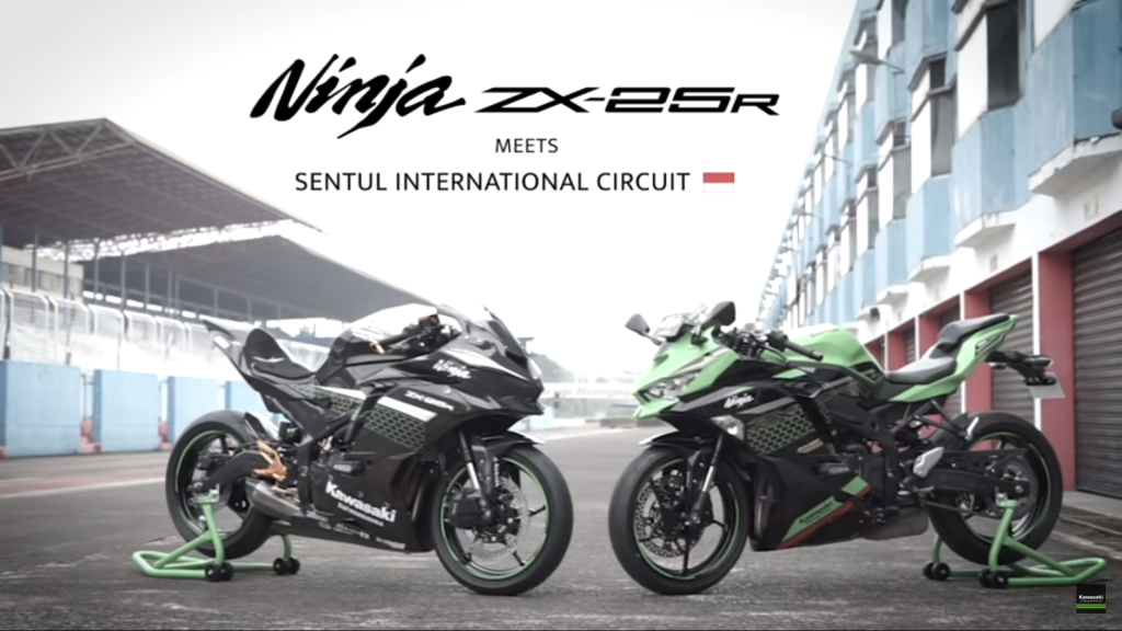 KAWASAKI NINJA ZX-25R Video Special Edition No.3: Riding Performance