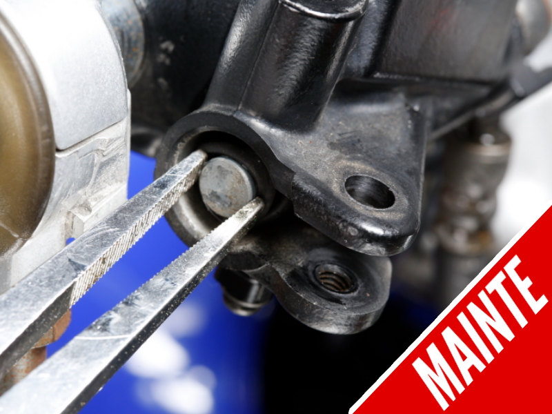 DIY! How to Change and Lubricate the Brake Lever Contact Position
