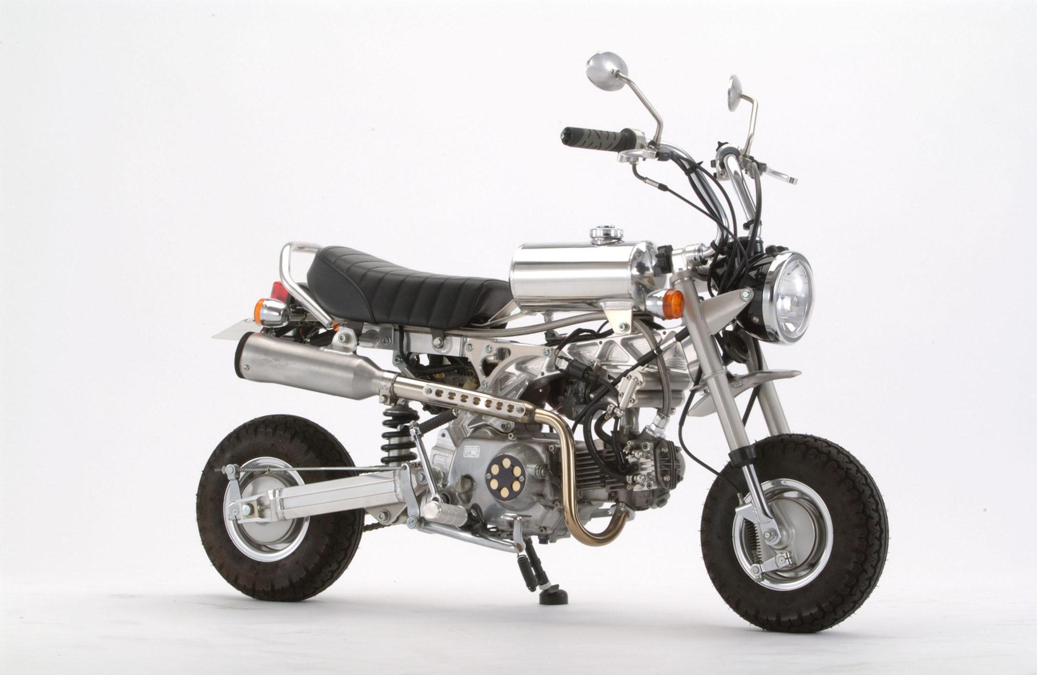 Monkey 6-inch Custom