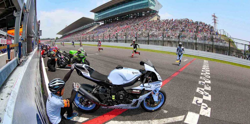 NO SUZUKA 8 HOURS EWC GRAND FINALE WITHOUT INTERNATIONAL RIDERS